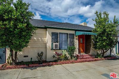 Single Family Home For Sale: 1157 Cole Avenue