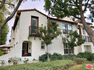 Pasadena Condo/Townhouse Active Under Contract: 2460 East Villa Street #2