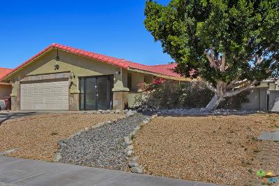 Cathedral City Single Family Home For Sale: 67900 Quijo Road