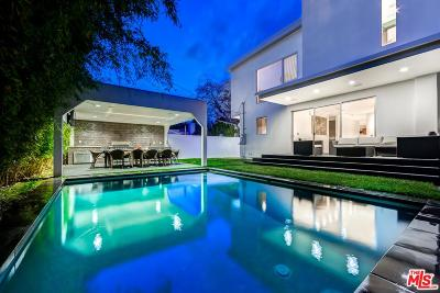 Studio City Single Family Home For Sale: 12334 Cantura Street
