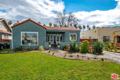 Los Angeles Single Family Home For Sale: 4434 11th Avenue