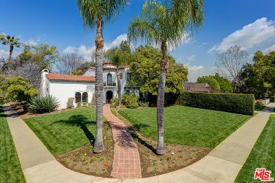 Los Angeles County Single Family Home For Sale: 2103 San Pasqual Street