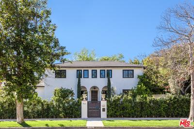 Los Angeles Single Family Home For Sale: 953 South Longwood Avenue