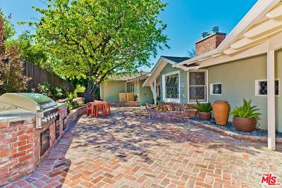 Studio City Single Family Home For Sale: 11490 Laurelcrest Road