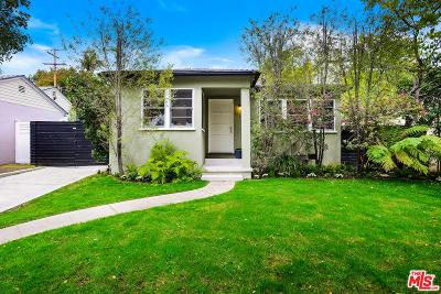 Santa Monica Single Family Home For Sale: 1717 Robson Avenue