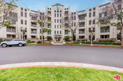 Playa Del Rey, Playa Vista Condo/Townhouse For Sale: 5625 West Crescent Park #119