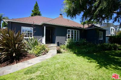 Sherman Oaks Single Family Home For Sale: 4917 Matilija Avenue