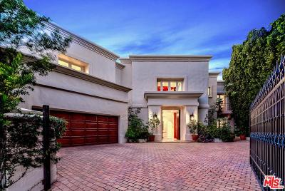 Beverly Hills Single Family Home For Sale: 1571 Tower Grove Drive