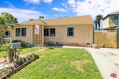 Culver City Single Family Home For Sale: 11225 Stevens Avenue