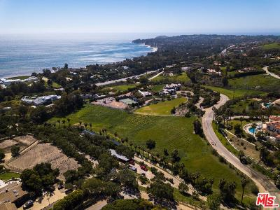 Malibu Residential Lots & Land For Sale: Winding Way
