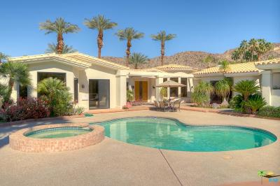 Indian Wells Single Family Home Active Under Contract: 46575 East Eldorado Drive