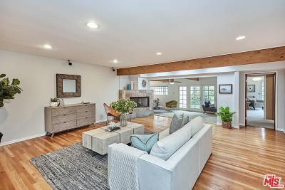 Studio City Single Family Home For Sale: 12437 Hortense Street