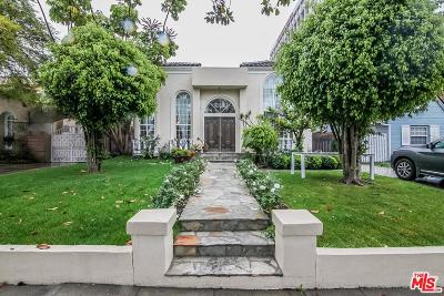Los Angeles Single Family Home For Sale: 330 North Lucerne