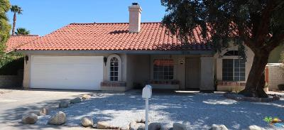 Cathedral City Single Family Home For Sale: 28760 Avenida Duquesa