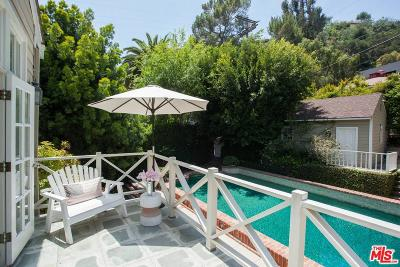 Beverly Hills Rental For Rent: 1401 North Beverly Drive