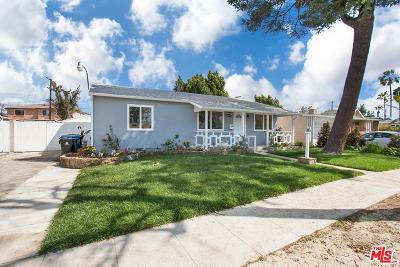North Hollywood Single Family Home For Sale: 6644 Atoll Avenue