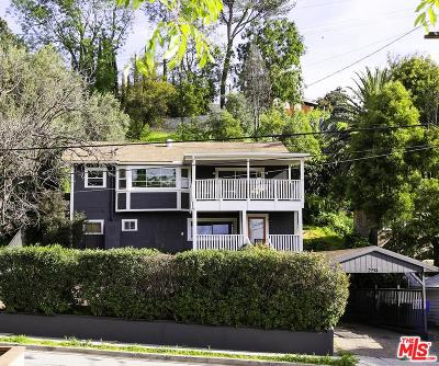 Los Angeles Single Family Home For Sale: 2298 Moss Avenue