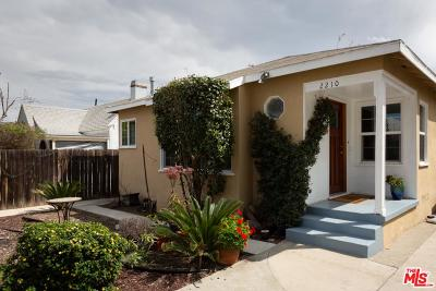 Los Angeles Single Family Home For Sale: 2210 Oros Street