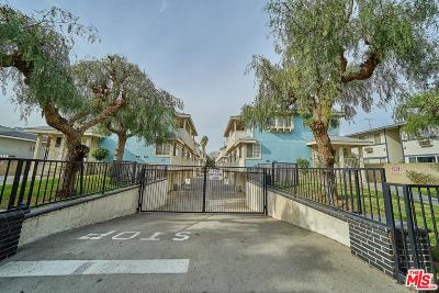 Alhambra Condo/Townhouse For Sale: 885 South 4th Street #B