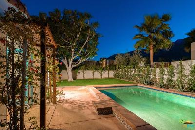 Palm Springs Single Family Home For Sale: 280 West Cortez Road