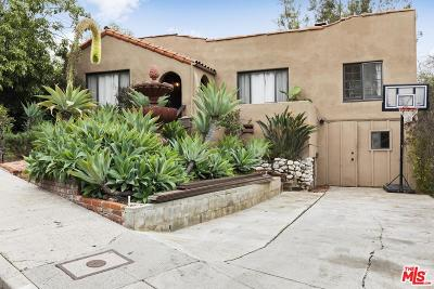Los Angeles Single Family Home For Sale: 4610 Mont Eagle Place