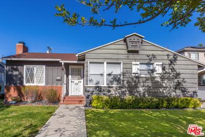 Los Angeles Single Family Home For Sale: 2923 Cardiff Avenue