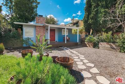 Sherman Oaks Single Family Home For Sale: 14840 Otsego Street