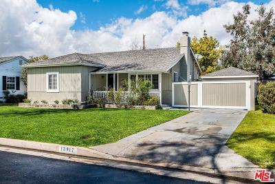 Single Family Home For Sale: 13917 La Maida Street