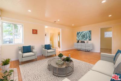 Los Angeles Single Family Home For Sale: 4843 O Sullivan Drive