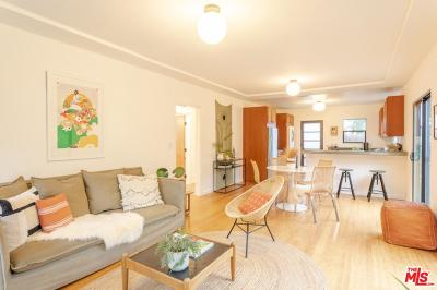 Los Angeles Condo/Townhouse For Sale: 4214 Franklin Avenue