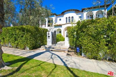 Beverly Hills Rental For Rent: 622 Walden Drive