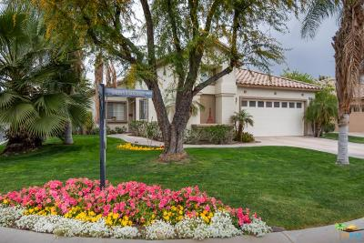 Indio Single Family Home For Sale: 80166 Golden Horseshoe Drive