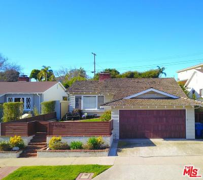 Playa Del Rey Single Family Home For Sale: 8163 Billowvista Drive
