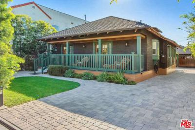 Los Angeles Single Family Home For Sale: 1217 North Kenmore Avenue