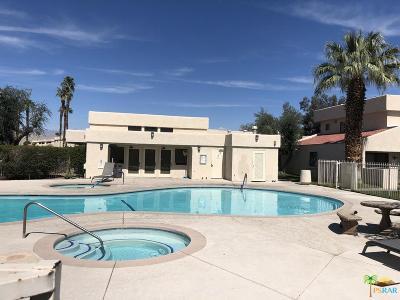 Rancho Mirage Condo/Townhouse Active Under Contract: 34382 Laura Way