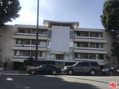 Los Angeles Condo/Townhouse For Sale: 425 South Kenmore Avenue #110