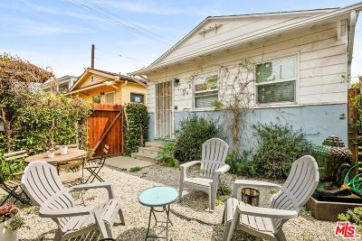 Los Angeles County Residential Income Active Under Contract: 11528 Culver