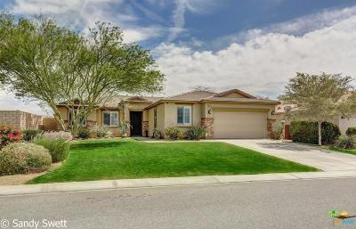 Indio Single Family Home For Sale: 40286 Taranto Court