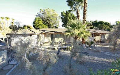 Palm Desert Single Family Home Active Under Contract: 73816 De Anza Way