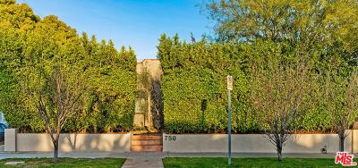 Los Angeles County Single Family Home For Sale: 750 North Curson Avenue
