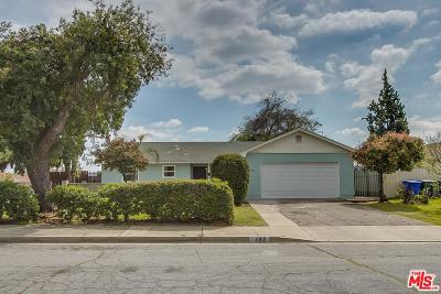 Pomona Single Family Home For Sale: 488 Valera Avenue