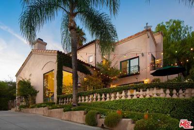 Pasadena Single Family Home For Sale: 1411 Edgehill Place