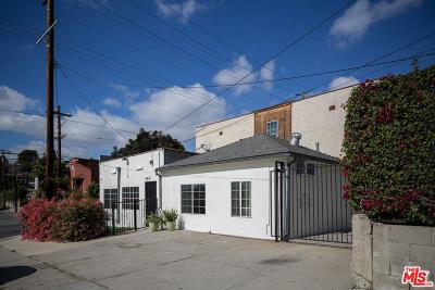 Los Angeles County Single Family Home For Sale: 6155 East Roy Street