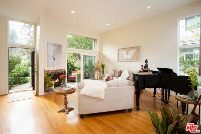 Pacific Palisades Condo/Townhouse For Sale: 1399 Palisades Drive