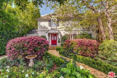 Cheviot Hills/Rancho Park (C08) Single Family Home Active Under Contract: 2939 Gilmerton Avenue