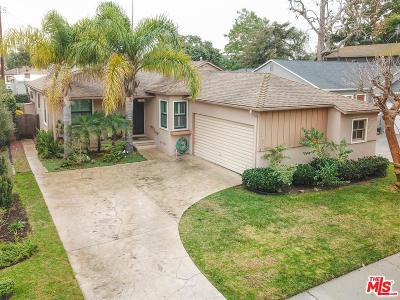 Culver City Single Family Home For Sale: 11436 Culver Park Drive