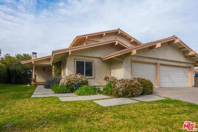 Thousand Oaks Single Family Home For Sale: 4010 Avenida Verano