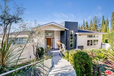 Studio City Single Family Home For Sale: 3768 Berry Drive