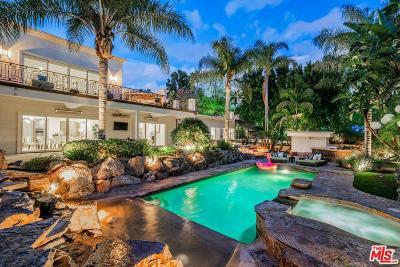 Single Family Home For Sale: 9390 Monte Leon Lane