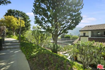 Pacific Palisades Condo/Townhouse For Sale: 1670 Palisades Drive